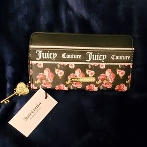 NWT Juicy Couture wallet